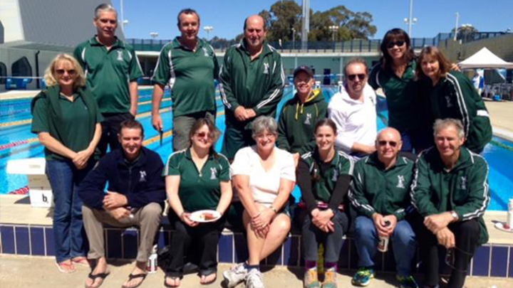 Armadale Masters Swimming Club